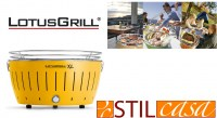 Barbecue portatile Lotus Grill